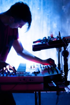 Marva Von Theo Live at Death Disco